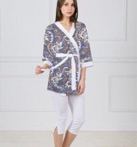 Пижама из вискозы