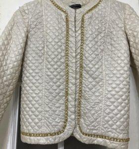 Пиджак женский в стиле Шанель