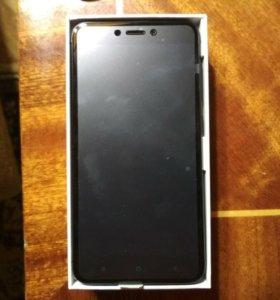 Xiaomi redmi 4X black16gb