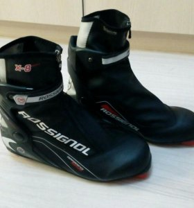 Лыжные ботинки Rossignol X-8 skate