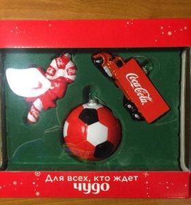 Подарочные игрушки от CocaCola