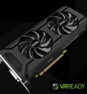 Продам 2 видеокарты GeForce 1070ti dual pilot