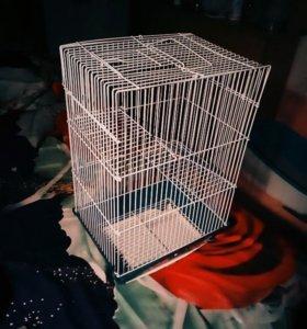 Клетка для крысы или хомяка