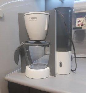 Кофеварка.