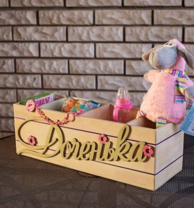 Ящик-органайзер для детей и новорожденных