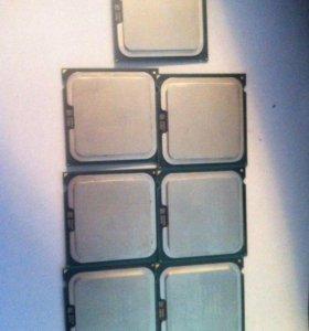 Процессоры intel pentium dual core e5500 2.8ghz