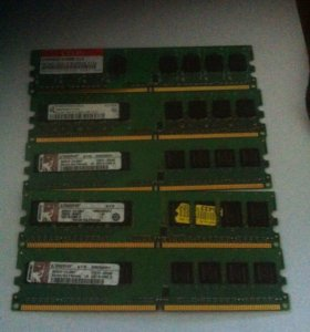 Оперативная память DDR2 Kingston 512mb/CEON/Qimond