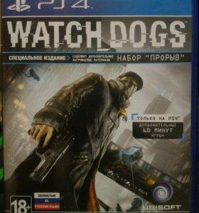 Watch Dogs для PS4