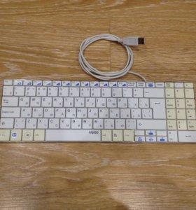 Клавиатура RAPOO N7200 Ультра-тонкая
