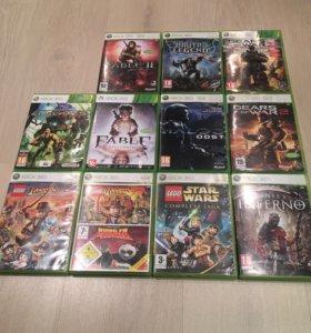 Игры для Xbox 360 (лицензионные)