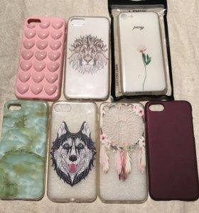 Чехол IPhone 6, Iphone 7, IPhone 8