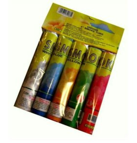 Набор цветного дыма
