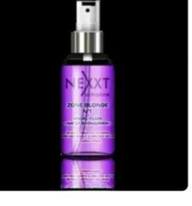 Флюид-защита и питание для светлых волос NEXXT