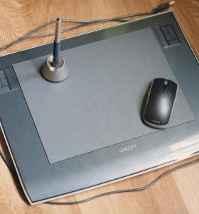 графический планшет wacom intuos3 ptz-930
