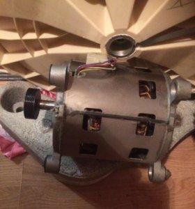 Двигатель для стир.машинки
