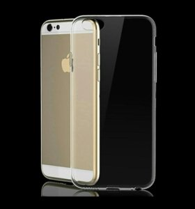 -30% Силиконовый чехол на iphone 5- 7