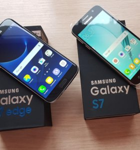 Samsung Galaxy S7 Edge - новый самсунг галакси