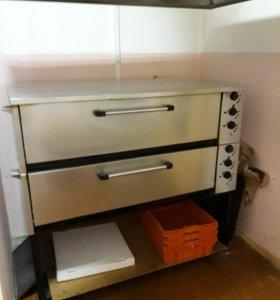 Шкаф жарочно пекарский