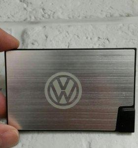 Зарядник, Повербанк Volkswagen
