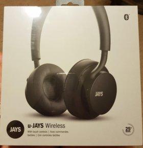 блютуз наушники u-Jais Wireless b