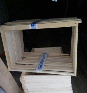 Рамки гнездовые для пчел