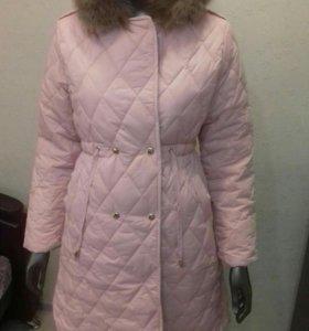 Новая курточка.
