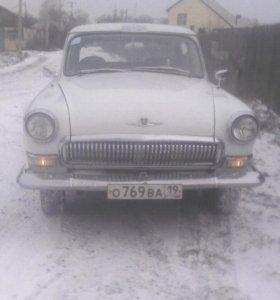 ГАЗ 21 Волга, 1961