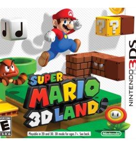 Super Mario 3D Land (на русском) - Nintendo 3DS
