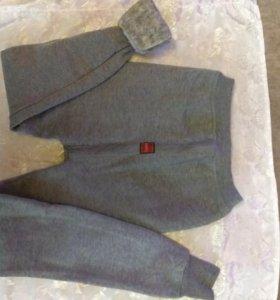 Кальсоны подштанники трико штаны с начесом