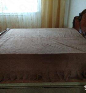 Покрявало на кровать