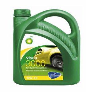 Моторное масло bp visco 3000 10w 40