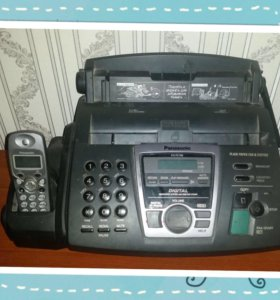 Факс Panasonic KX-FC195