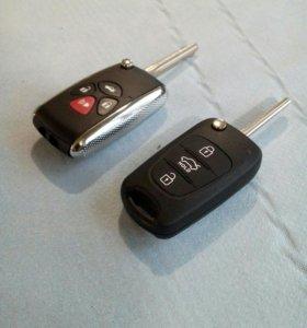 Ключи раскладные ЛАДА
