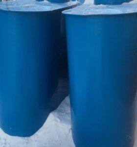 Ёмкость для питьевой воды 1500 литров пластик