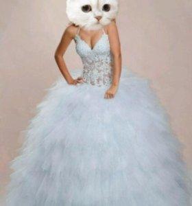 Платье-принцесса