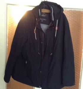 Куртка мужская(70р.новая коллекция)