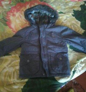 Куртка next kids