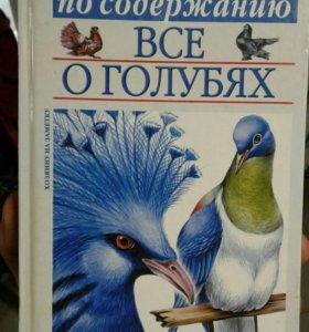 Книга Все о Голубях