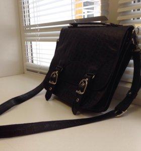 Мужская сумка (мини портфель)