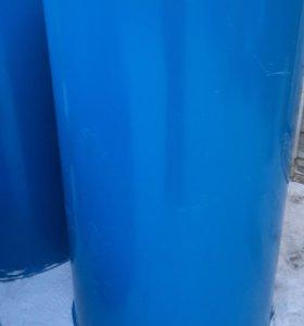 Ёмкость для питьевой воды 1 куб пластик новая