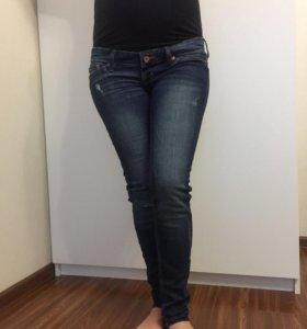 Джинсы для беременных H&M новые
