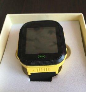 Детские часы с GPS треком