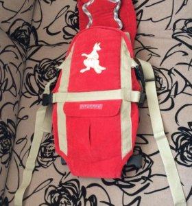 Слинг-рюкзак little people kengo