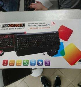 Клавиатура + мышь KATANA