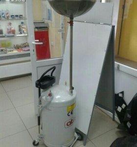 HC 2081 Установка для слива отработанного масла