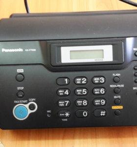 Продаю факс panasonic KX-FT938