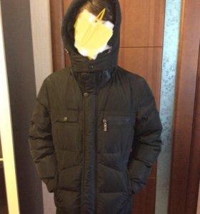 Продаю зимнюю куртку (мужская)подростковая