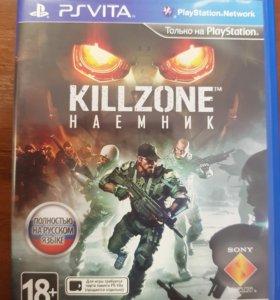 Игра для PS Vita Killzone Наемник