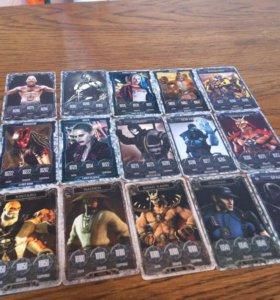 Алмазные карточки
