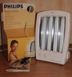 Домашний Солярий Philips HB 175 в хорошем состояни